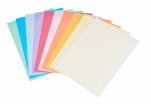 Barevný kopírovací papír růžový A3/80g/100 listů