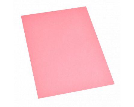 Barevný papír růžový A4/80g/100 listů