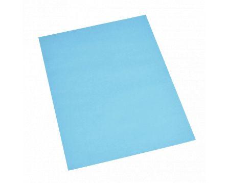 Barevný recyklovaný papír modrý A3/180g/100 listů