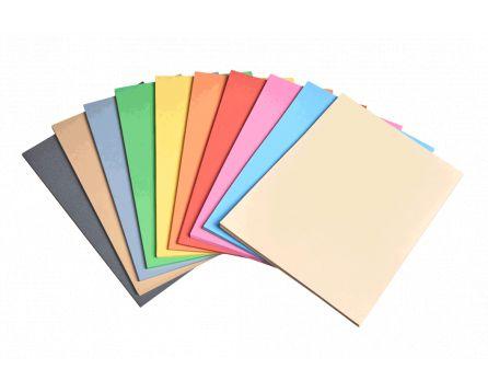 Barevný recyklovaný papír oranžový A3/180g/200 listů