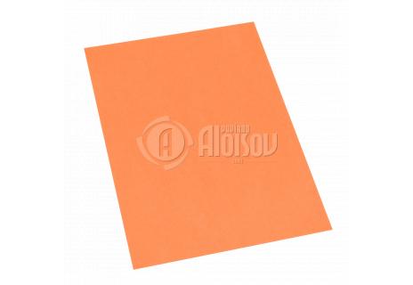 Barevný recyklovaný papír oranžový A4/180g/200 listů