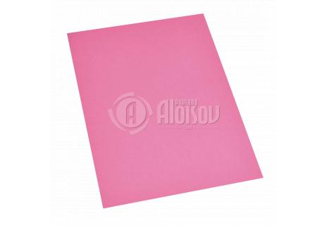 Barevný recyklovaný papír růžový A2/80g/250 listů