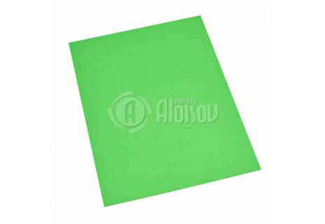 Barevný recyklovaný papír zelený A4/80g/100 listů