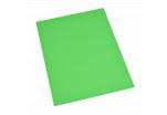 Barevný recyklovaný papír zelený A4/180g/200 listů