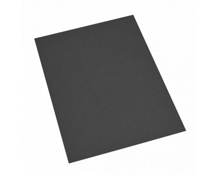 Barevný recyklovaný papír černý A2/80g/250 listů