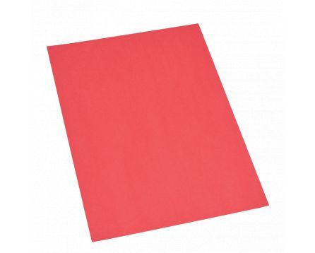 Barevný recyklovaný papír červený A2/180g/200 listů