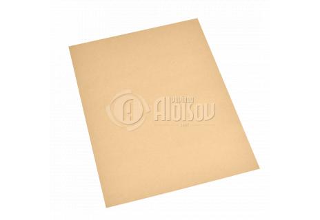 Barevný recyklovaný papír hnědý A2/80g/250 listů