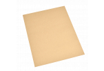 Barevný recyklovaný papír hnědý A1/180g/200 listů