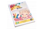 Barevný recyklovaný papír duha 10 barev A4/80g/100 listů