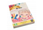 Barevný recyklovaný papír duha 10 barev A3/180g/100 listů