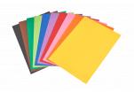 Složka barevných papírů