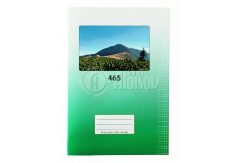 Aloisov školní sešit 465