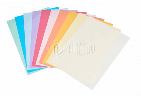 Barevný kopírovací papír duha 10 barev A4/80g/100 listů
