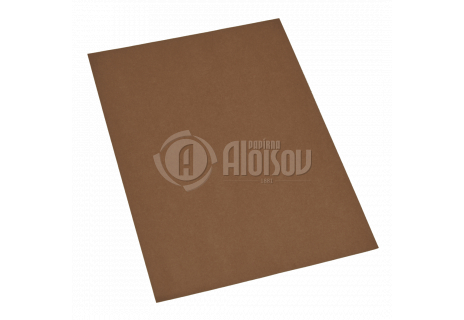 Barevný papír hnědý A3/80g/500 listů
