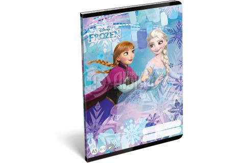 Disney školní sešit A5 Frozen Magic