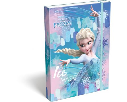 Box na sešity A5 Frozen Magic
