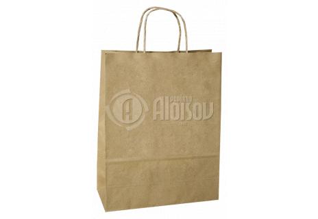 Papírová travní taška 240x310x100mm
