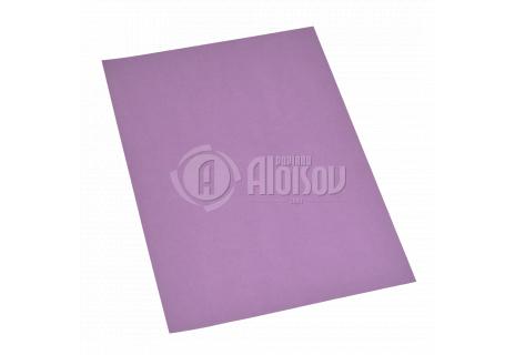 Barevný papír fialový A2/180g/200 listů