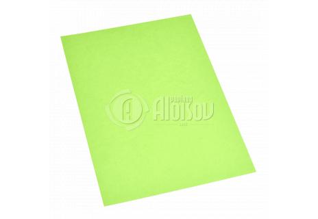 Barevný papír zelený A2/180g/200 listů