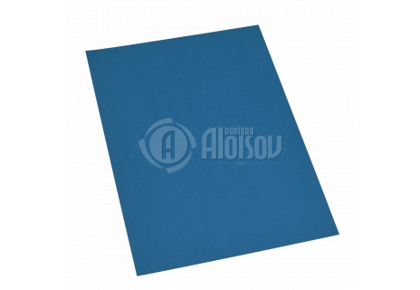 Barevný papír modrý A1/180g/200 listů