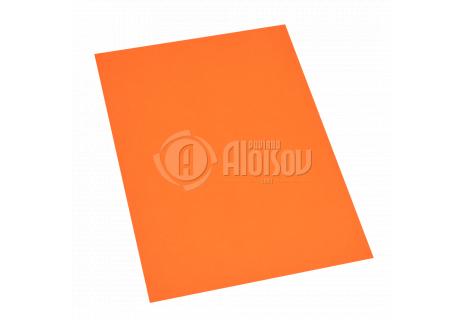 Barevný papír oranžový A2/180g/200 listů