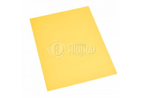 Barevný papír žlutý A2/180g/200 listů